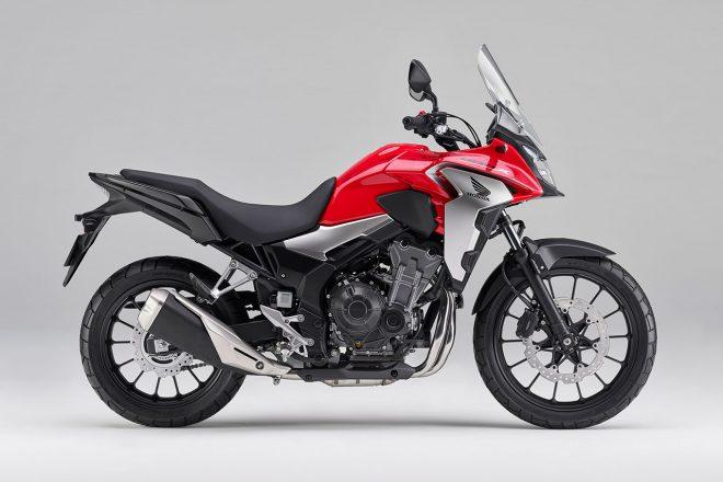 400X(グランプリレッド)