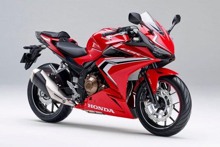 MotoGP | ホンダCBR400Rがよりスポーティなスタイリングにモデルチェンジ。400Xも同時発売