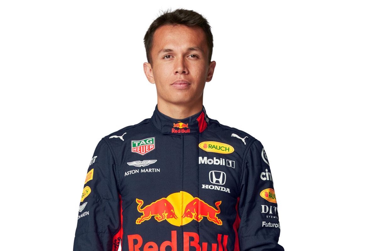 F1 | アレクサンダー・アルボン(Alexander Albon) 2019年