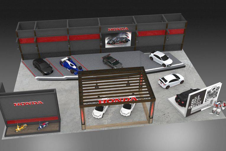 クルマ | ホンダ、2月9~11日の大阪オートメッセに出展。トロロッソSTR13やテストカラーNSX GTなど展示