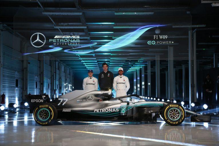 F1 | F1王者メルセデス、2019年型ニューマシン『W10』を非公開でシェイクダウンへ