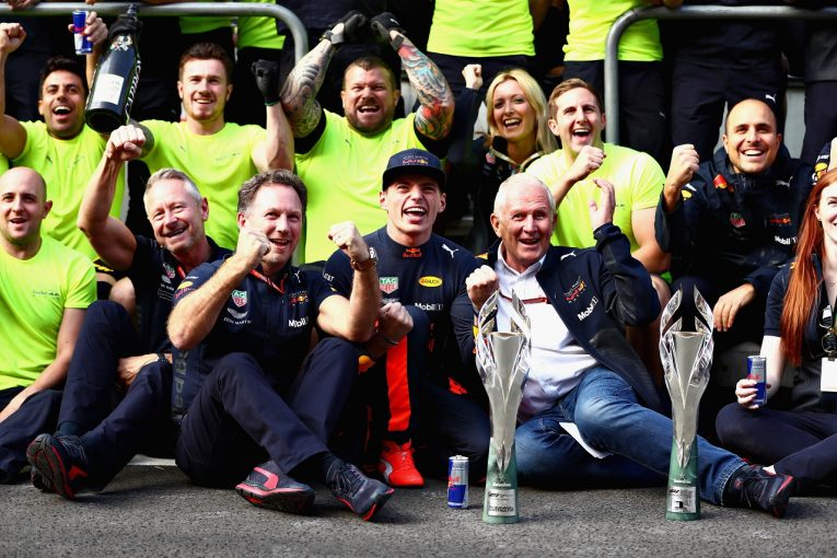 F1   レッドブル・ホンダの2019年タイトル挑戦に期待するバトン。「フェルスタッペン引き止めのためにも失敗できない」