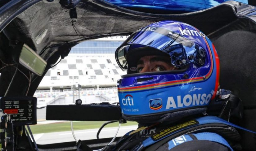 F1   アロンソがF1後の野心を語る「モータースポーツで前例のないことに挑戦を」