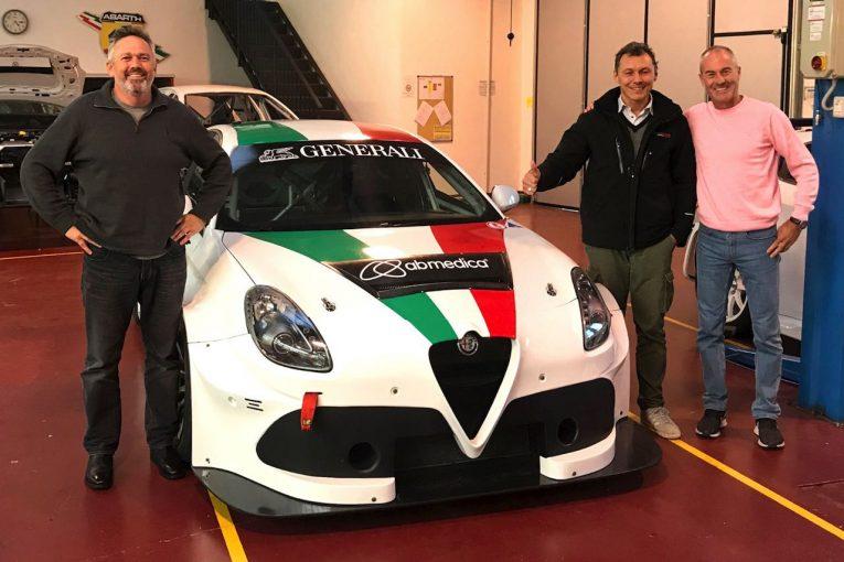 海外レース他 | 新設TCRオーストラリアに、強豪GRMがアルファロメオの2台体制でエントリーへ