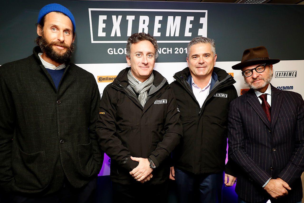電動SUVで争う新シリーズ『エクストリームE』構想発表。舞台は北極など5地域、2021年1月スタート