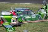 ル・マン/WEC | バサースト12時間:ポルシェ911 GT3 Rがリヤ大破の大クラッシュ。ドライバーは検査のため病院へ