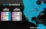 北米主体のラリークロス『ARX』の2019年開催スケジュール