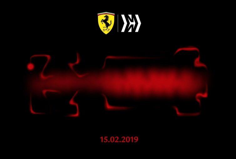 F1   【動画】フェラーリF1、2019年型ニューエンジンのサウンドを初公開