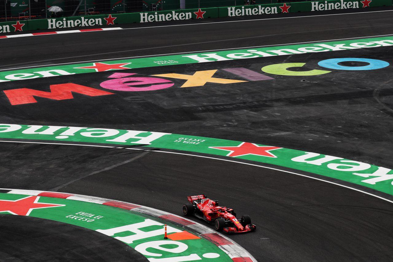 2018年F1メキシコGP