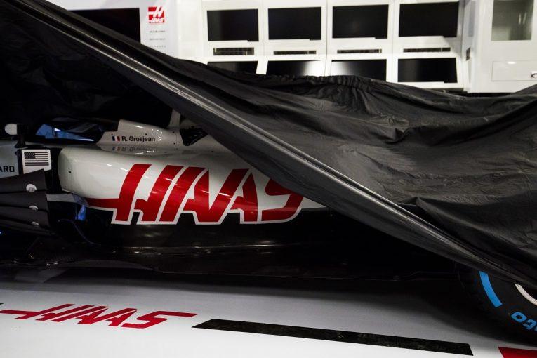 F1 | ハースF1、2019型ニューマシンのカラーリングを今週発表。タイトルスポンサー獲得でイメージ一新か