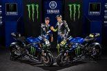 MotoGP | MotoGP:モンスターエナジー・ヤマハ誕生。ニューカラーとなった2019年型YZR-M1もお披露目