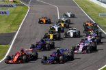 F1   2018年F1第16戦日本GP