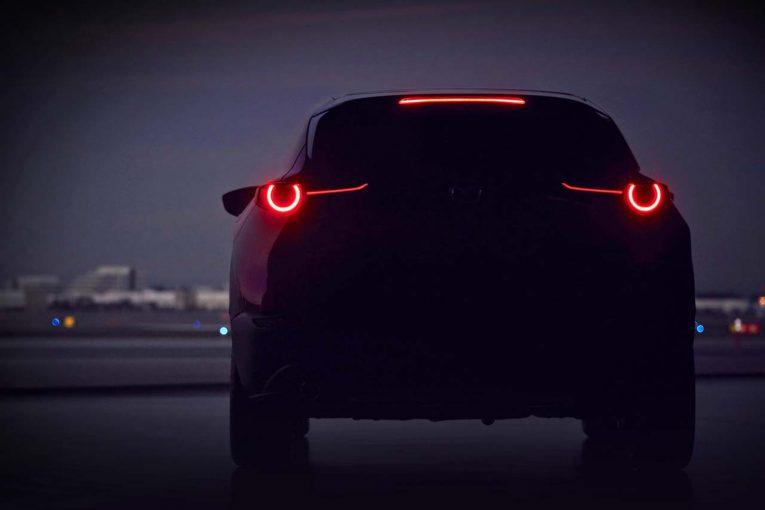 クルマ | マツダが新型SUVの登場を予告。ジュネーブモーターショー2019で世界初公開へ