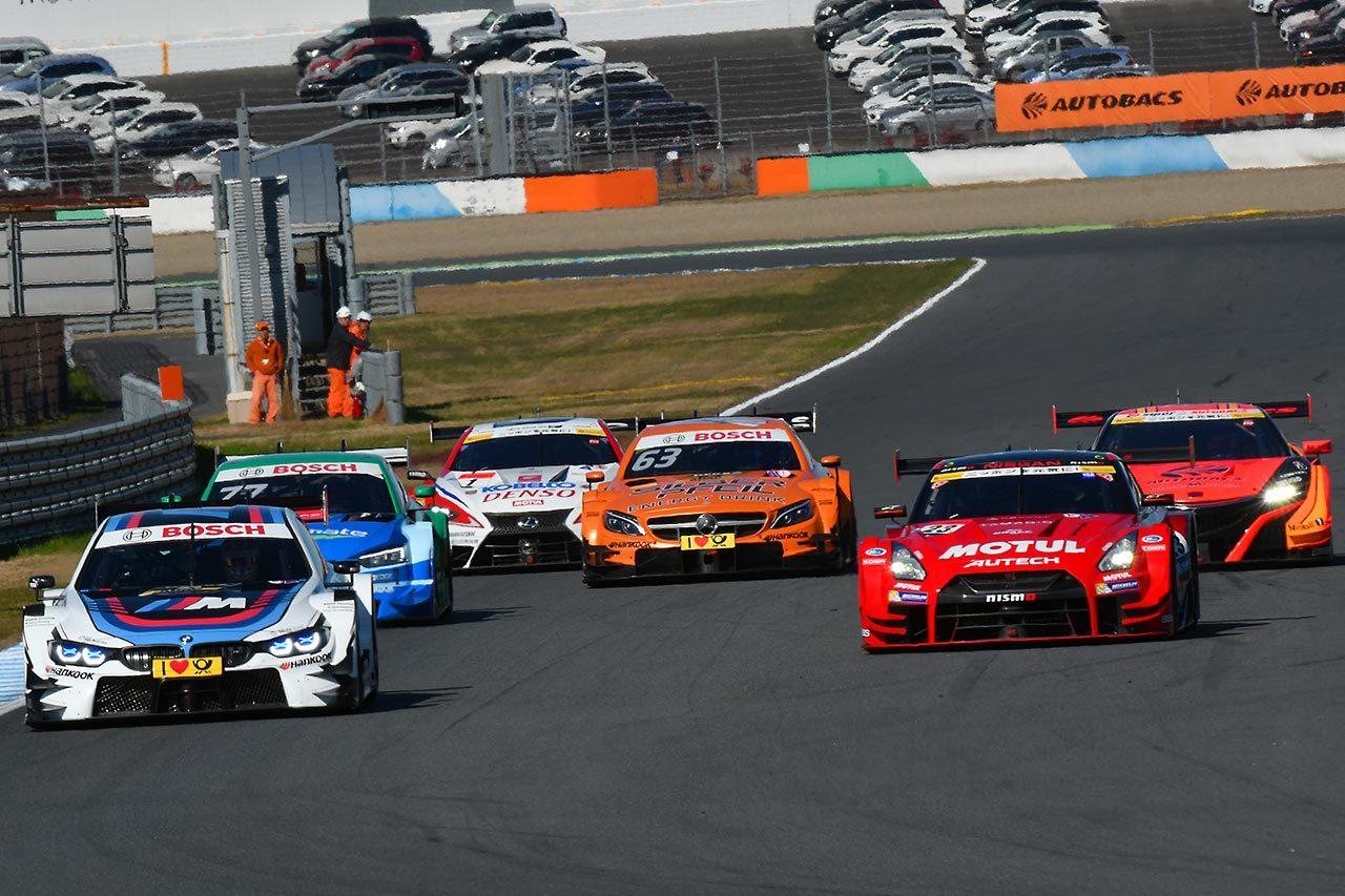 GT500 vs DTM交流戦は11月富士開催が濃厚か。10月にはGT500テスト車両3台がDTM参戦!?