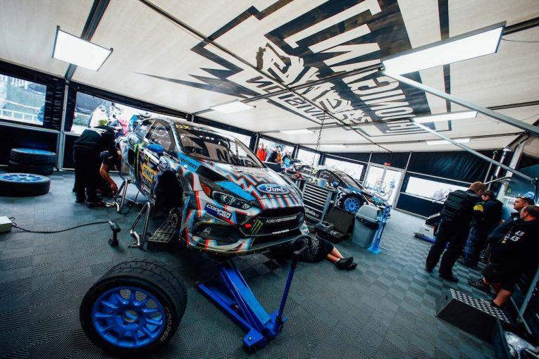 ラリー/WRC | 世界ラリークロス:フォード、2021年導入の電動クラス参戦に意欲。「最高のプラットフォーム」