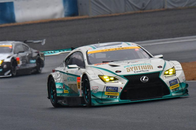 スーパーGT | スーパーGT:レクサスRC F GT3は3台がGT300参戦。ドライバーラインアップを発表