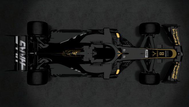 リッチ・エナジー・ハースF1チーム VF-19