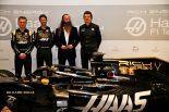 F1 | ハースF1、「2019年の目標はレッドブル撃破」と明言。新スポンサーともども自信を示す