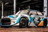 ラリー/WRC | 世界ラリークロス:開発に2年費やした『ミニ・クーパーSX1』、2019年シーズンから本格参戦開始
