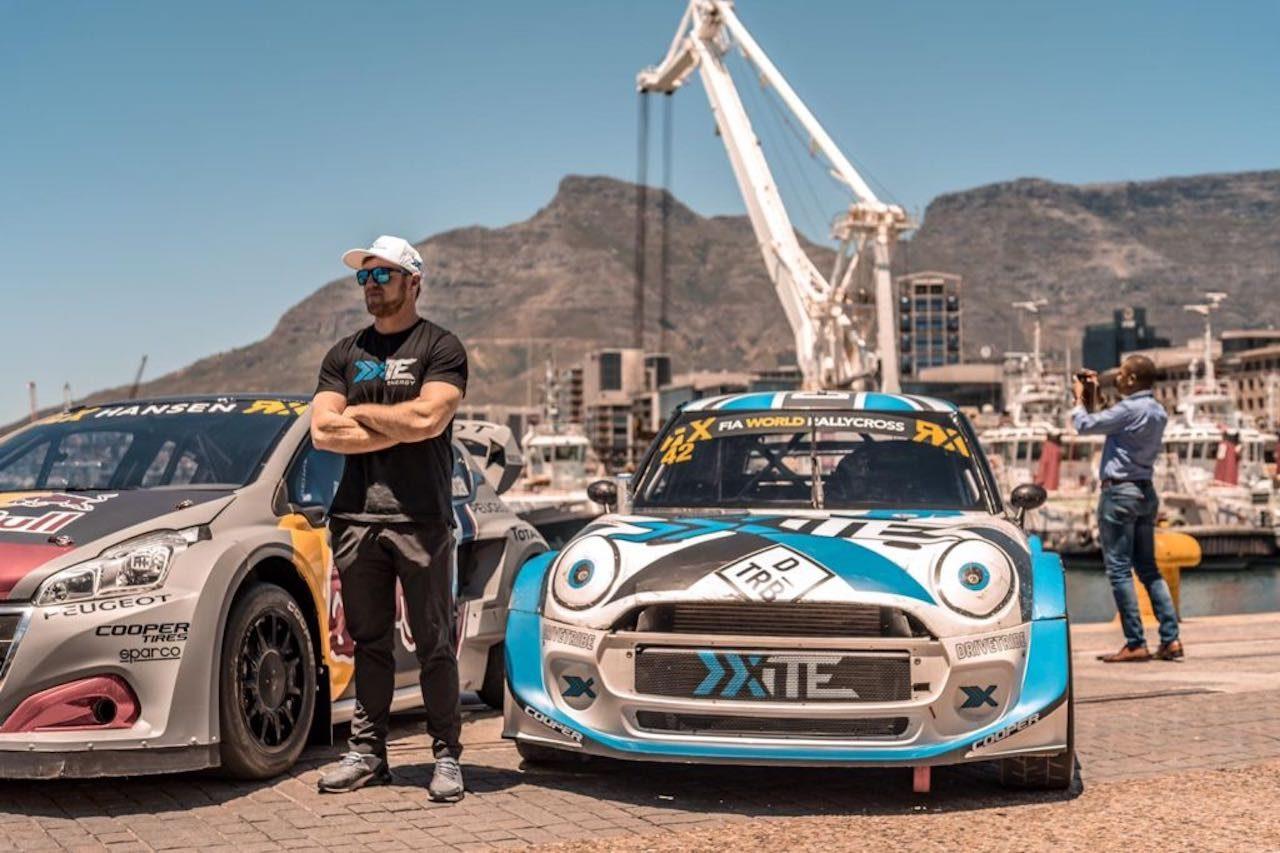 世界ラリークロス:『ミニ・クーパーSX1』のオリバー・ベネットがフル参戦を表明