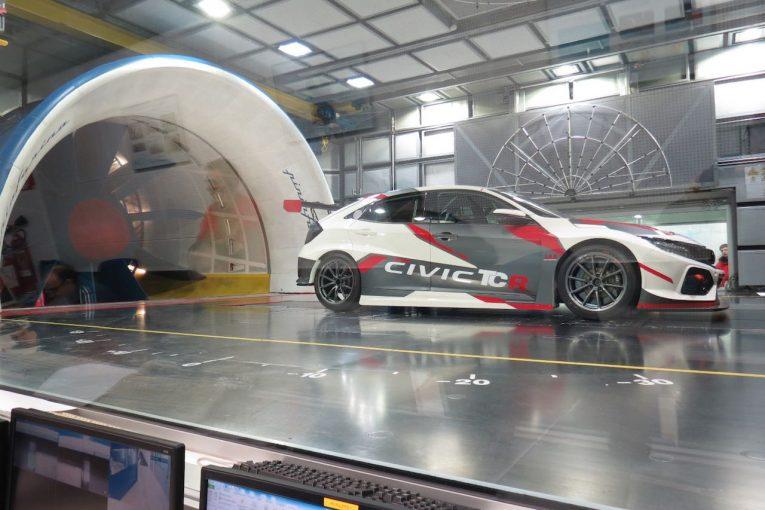 海外レース他 | TCR:2019年新BoPテスト進行中。ピニンファリーナ風洞に新モデル集結