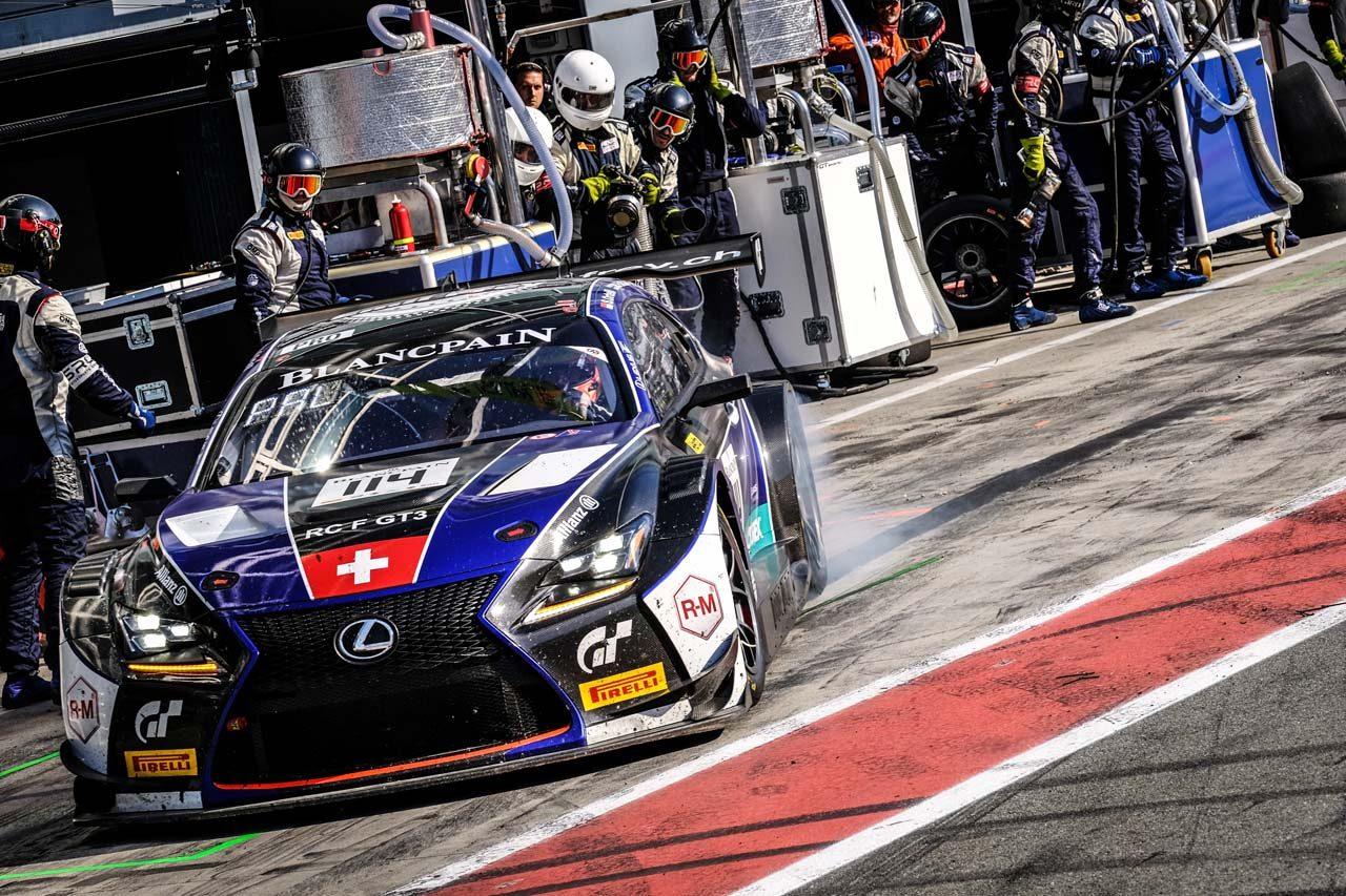 レクサスでGT3参戦のエミール・フレイ・レーシング、2019年はランボルギーニにスイッチ