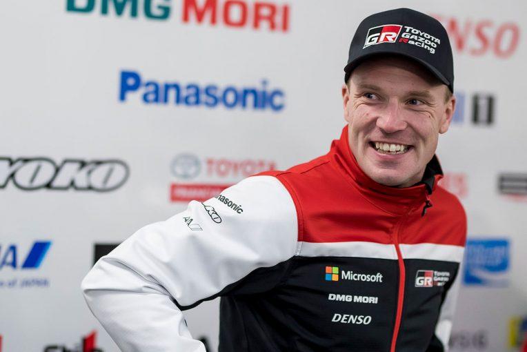 2019年のWRC第2戦スウェーデンでWRC通算最多出場回数を更新するヤリ-マティ・ラトバラ