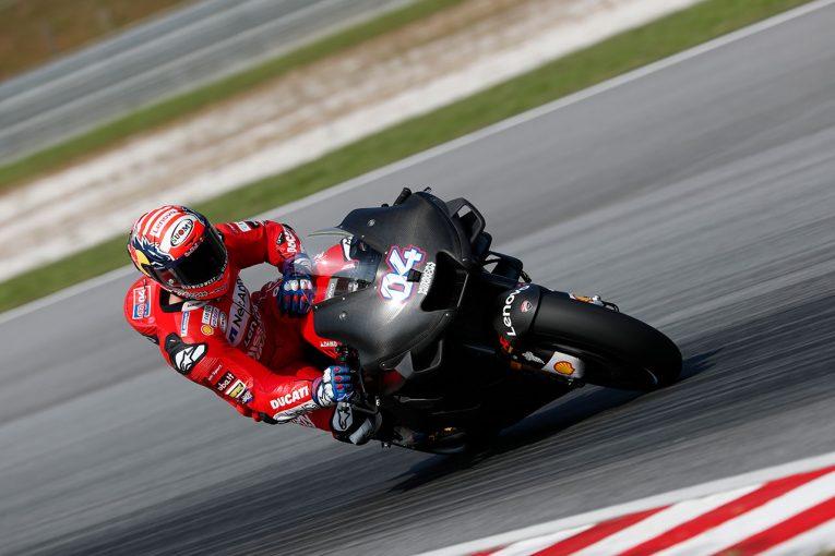 MotoGP | MotoGPセパン公式テスト最終日、ドゥカティ勢がトップ4席巻し3日間総合制す。新型フェアリングも登場