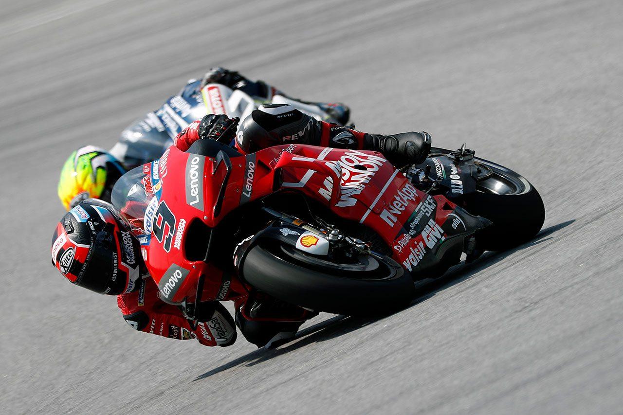MotoGPセパン公式テスト最終日、ペトルッチがトップで3日間総合制す。トップ4はドゥカティが席巻