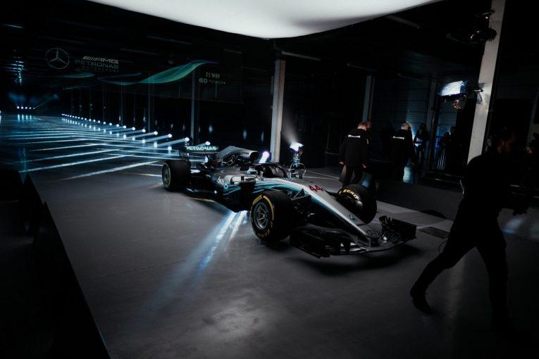 F1 | 【動画】F1王者メルセデス、2019年型エンジンサウンドを披露