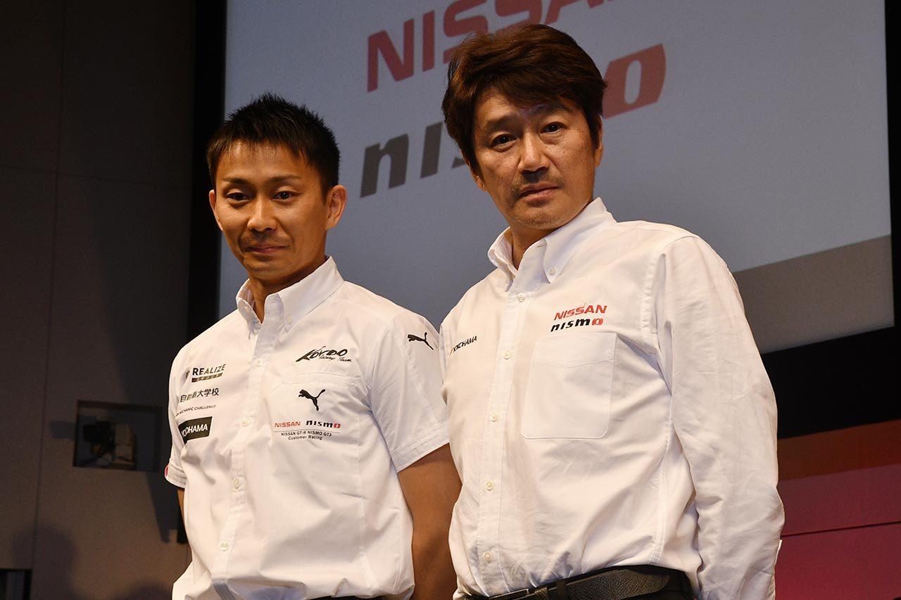 ニッサンGT-RニスモGT3はスーパーGT GT300クラスで6台に。GAINERには石川京侍が加入