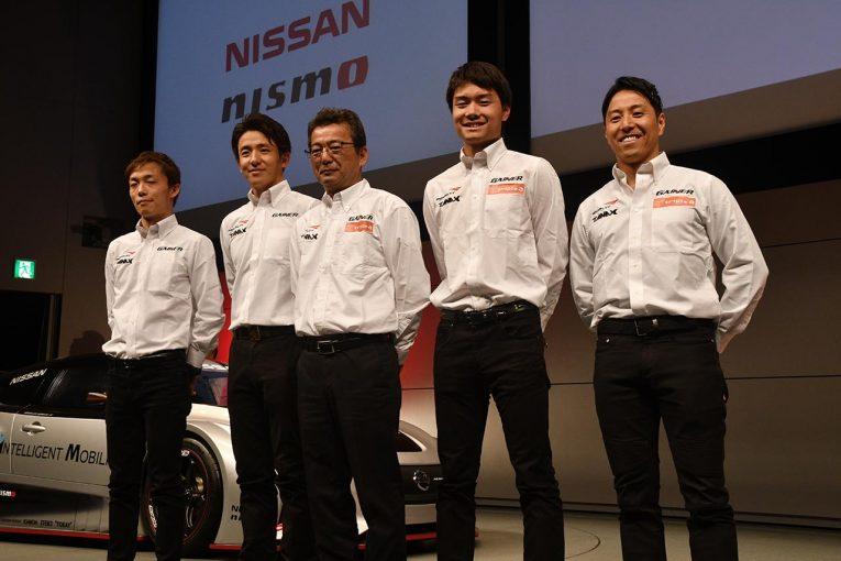 2019年のスーパーGT300クラスにGAINERから参戦する4名のドライバーたち