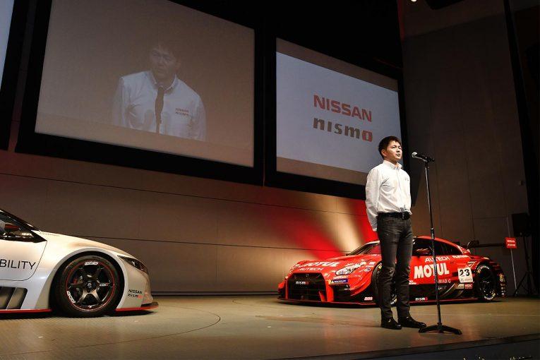 スーパーGT | GT500引退セレモニー 本山哲 挨拶全文「すべての人々に感謝しています」