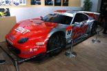 2005年のスーパーGTマシン ZENT セルモ スープラ