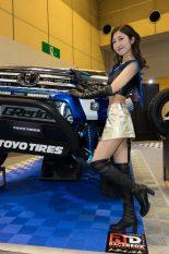 大阪オートメッセ2019コンパニオンギャラリー久保まい/TOYO TIRES