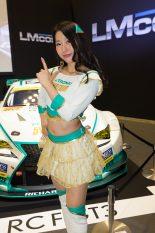 大阪オートメッセ2019コンパニオンギャラリー瀬戸乙葉/大阪トヨペット
