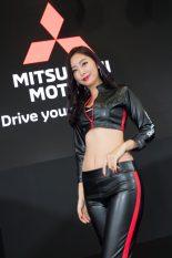 大阪オートメッセ2019コンパニオンギャラリー南真琴/ミツビシ
