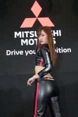大阪オートメッセ2019コンパニオンギャラリー中村比菜/ミツビシ