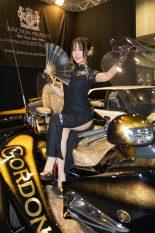 大阪オートメッセ2019コンパニオンギャラリー<br>若月雅/JUNCTION PRODUCE&GORDON