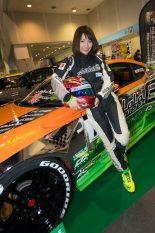 大阪オートメッセ2019コンパニオンギャラリー<br>岩田亜矢那/KSinternational