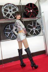 大阪オートメッセ2019コンパニオンギャラリー<br>藤谷梨砂子/WALD