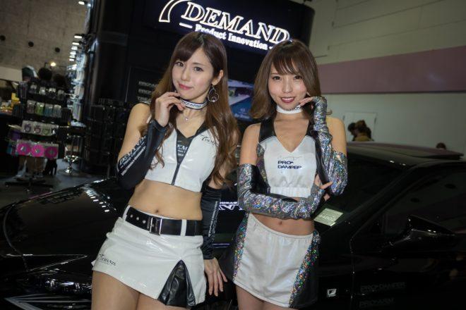 大阪オートメッセ2019/T-DEMANDブース
