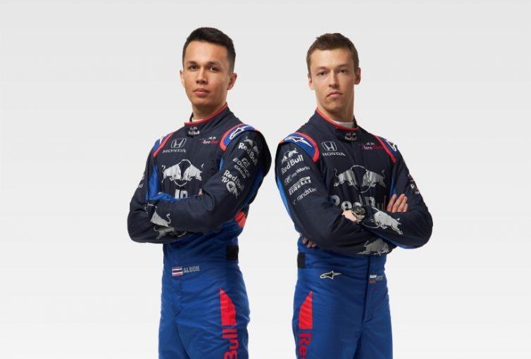 F1 | トロロッソ、2019年に向けレーシングスーツのデザインを一新。マシンカラーリング変更の可能性も