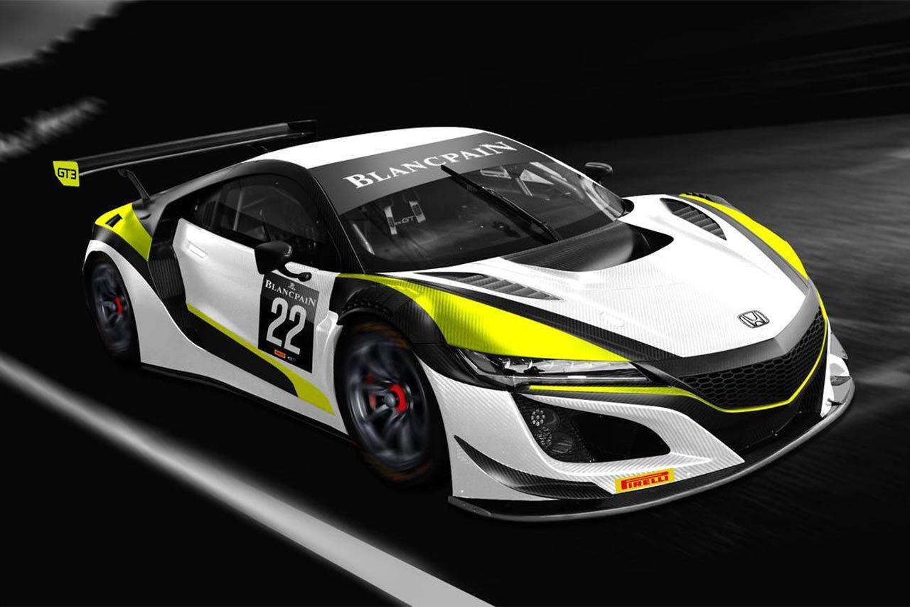 ジェンソン・バトンがRJNモータースポーツと共同チーム設立。ホンダNSX GT3でブランパンGT参戦