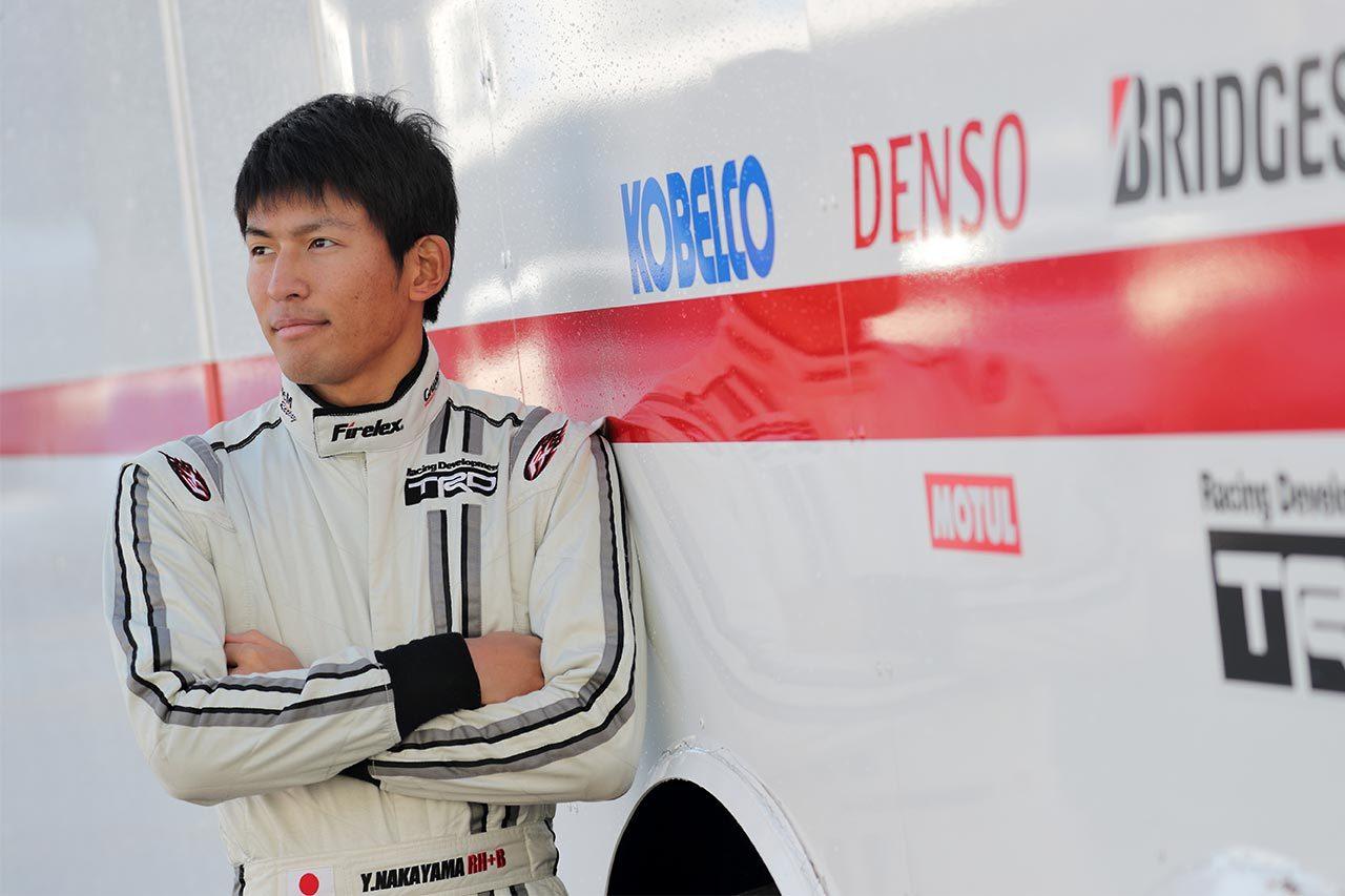 初のGT500に挑む中山雄一に聞く2019年への意気込み「シーズンに向けポジティブな気持ち」