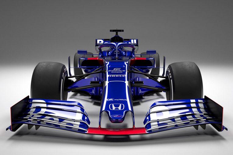 F1 | 【F1新車ギャラリー】トロロッソ・ホンダSTR14