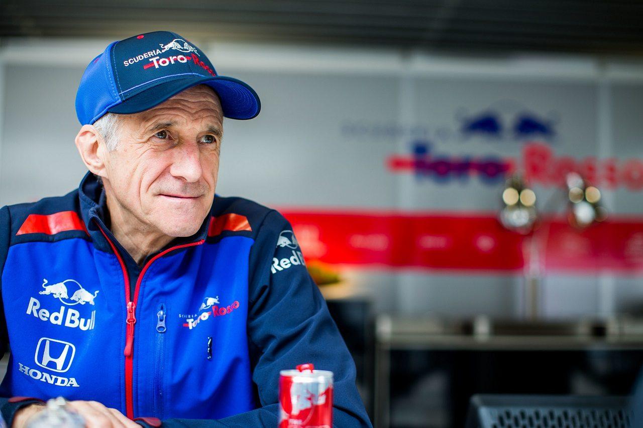 トロロッソF1チーム代表フランツ・トスト