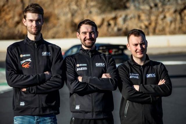 ラリー/WRC | 世界ラリークロス:グロンホルム率いるGRX、2019年もヒュンダイi20で参戦。息子ニクラスも継続起用