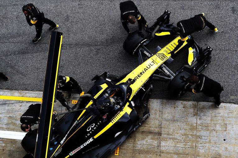 F1 | 【動画】ルノーF1が2019年型エンジンのサウンドを公開。ローンチイベントのスケジュールも明らかに