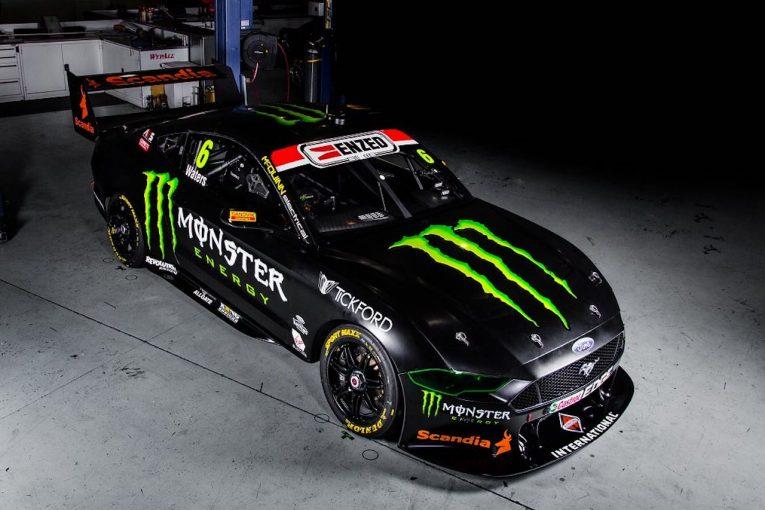 海外レース他 | 豪州SC:DJRとティックフォード、本戦仕様『フォード・マスタング』を初披露